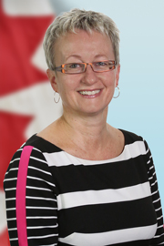 Tina Namiesniowski, Executive Vice-President, Canada Border Services Agency