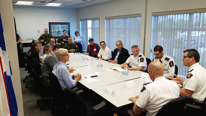Refugee protection claimants processing cbsa blueprint 2020 meeting in lacolle quebec involving leaders of the agency and participating departments malvernweather Gallery