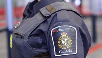 Canada border services agency cbsa
