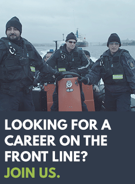 Are you ready for a career on the front line?