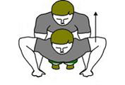 A person is performing a Push-up.