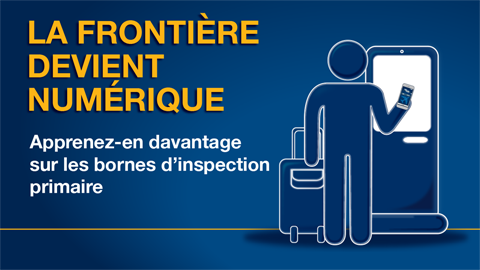 Bornes d'inspection primaire