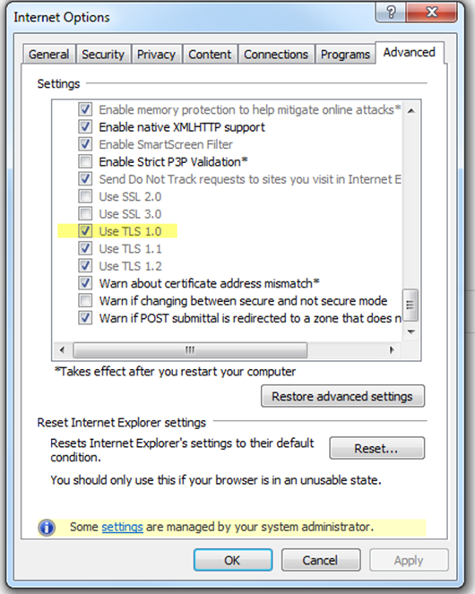 internet explorer instructions