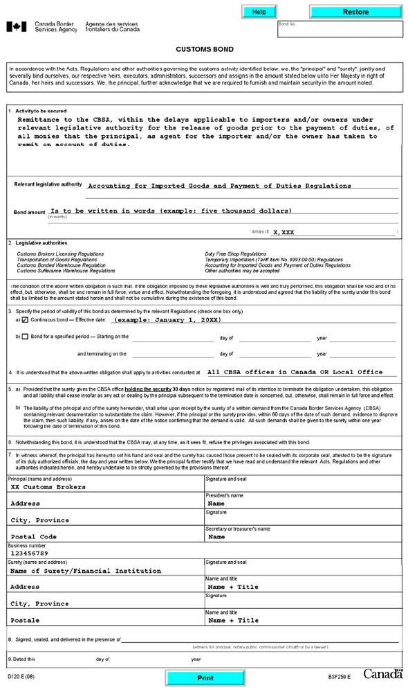 Rental Agreement Template U2013 24 Free Word Excel Pdf