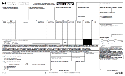 B29B – Temporary Admission Permit