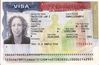 Can I Travel In The Us With An Expired Visa
