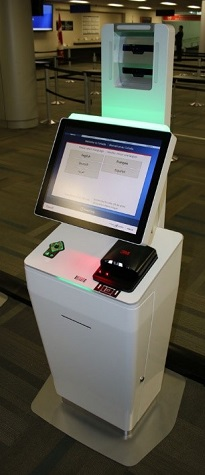 Primary Inspection Kiosks